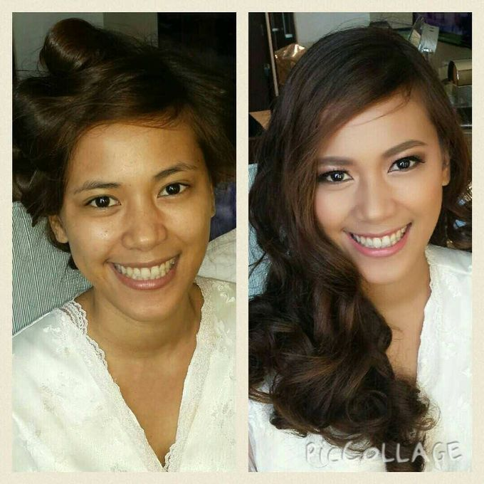 More Airbrushed Fabulous BRIDES by Makeupbykristine - 003