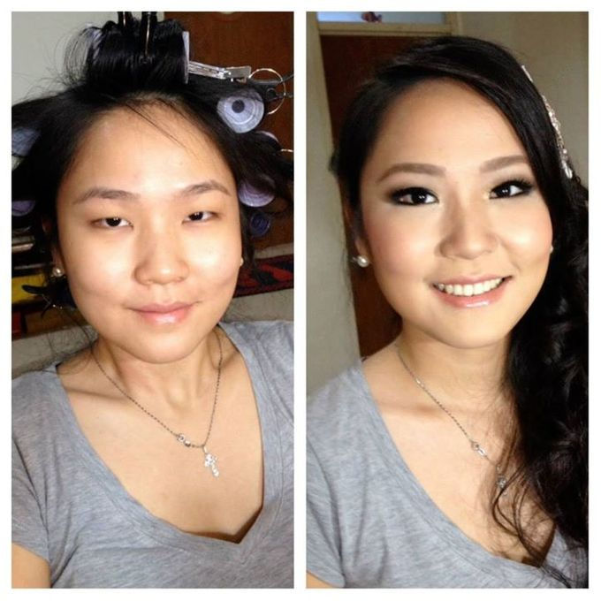 Before - After Makeup by Moisel Makeup - 038