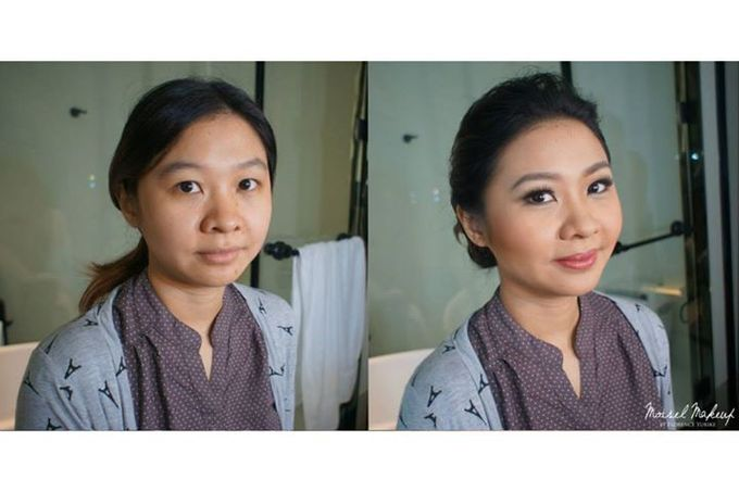 Before - After Makeup by Moisel Makeup - 007