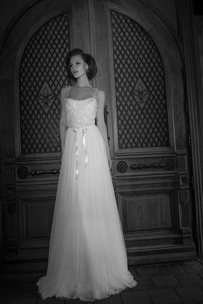 The quintessential Bridal Gown by Vered Vaknin - 018