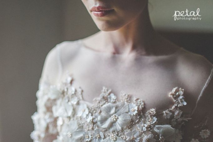 Madeleine by Daniel Learmont Couture - 001