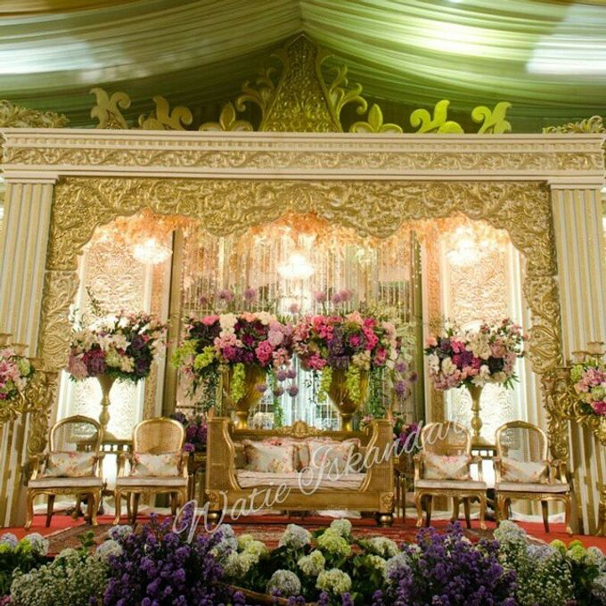 Tema Palembang by Watie Iskandar Wedding Decoration & Organizer - 011