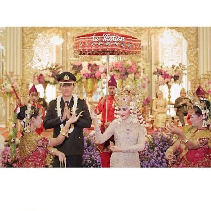 Tema Palembang by Watie Iskandar Wedding Decoration & Organizer - 014
