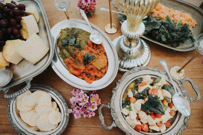 Wedding Inesh & Adrian by Eat Company - 005