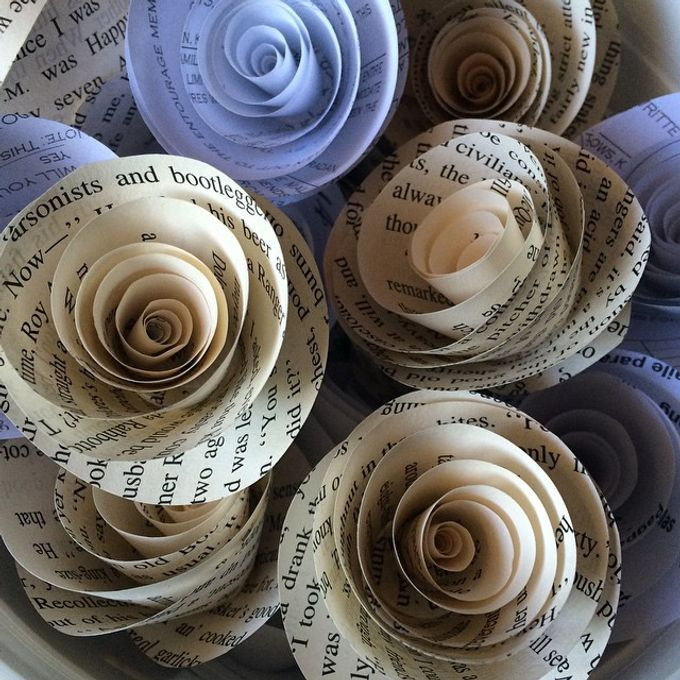 Paper Flowers by Passionately Handmade - 008