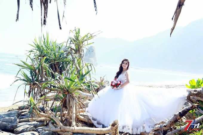 Nik Bridal by 7 Arts Studio Bali - 010