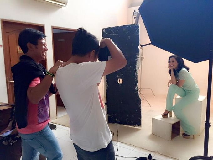 BEHIND THE SCENE 2 by Dendy Oktariady Make Up Artist - 040