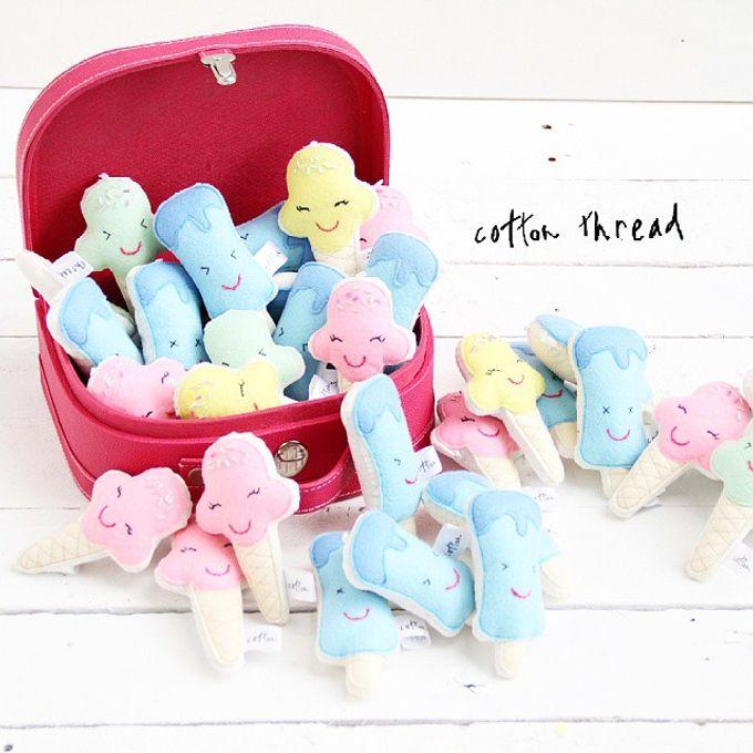 I Scream For Ice Cream by Cotton Thread - 001