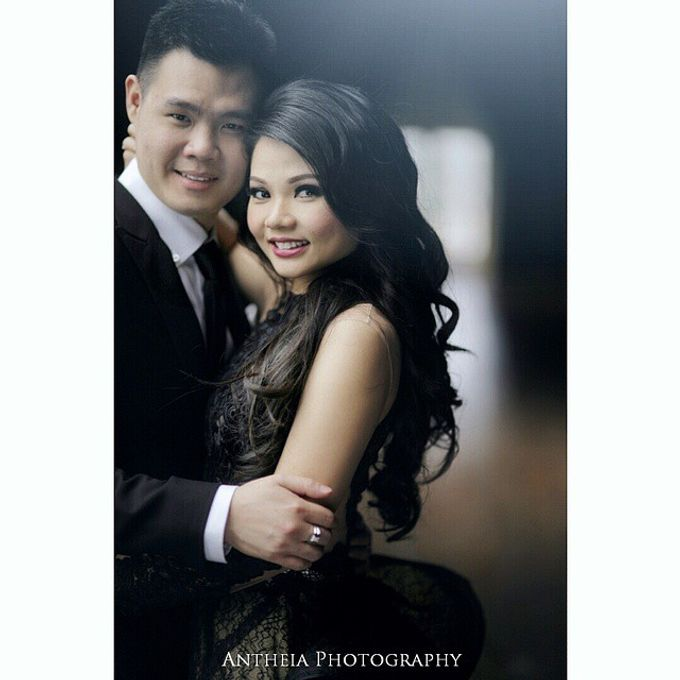 Prewedding hair and makeup by Elly Liana Makeup Artist - 014
