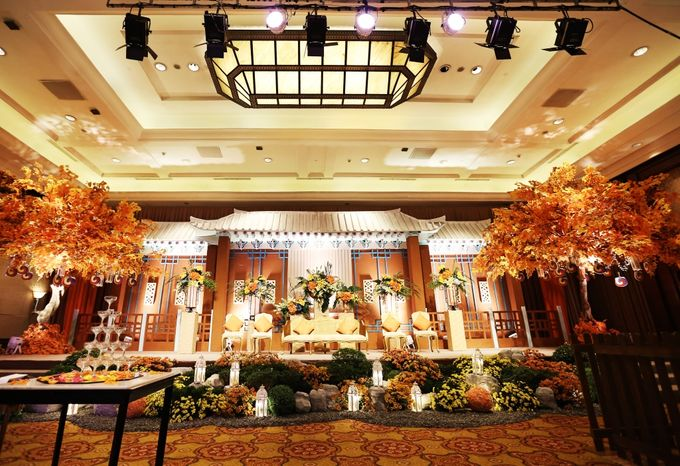 Wedding Decorations by JW Marriott Hotel Jakarta - 005