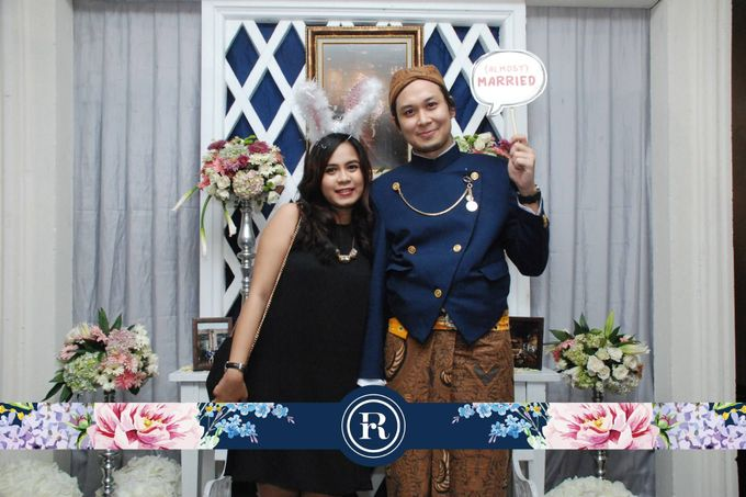 Wedding Of Rima & Rizky by Vivre Pictures - 017