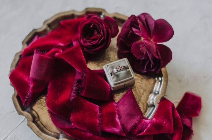 Silk Velvet Ribbons by Her Beautiful Mess - 004
