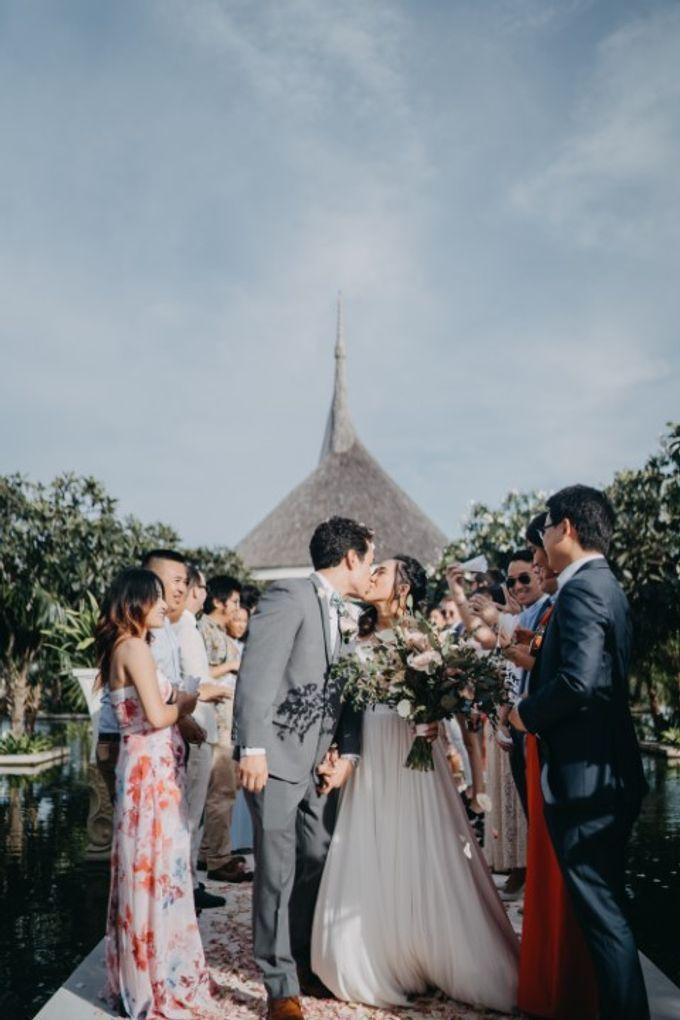 Jessica & Antonio Wedding by Bali Brides Wedding Planner - 019
