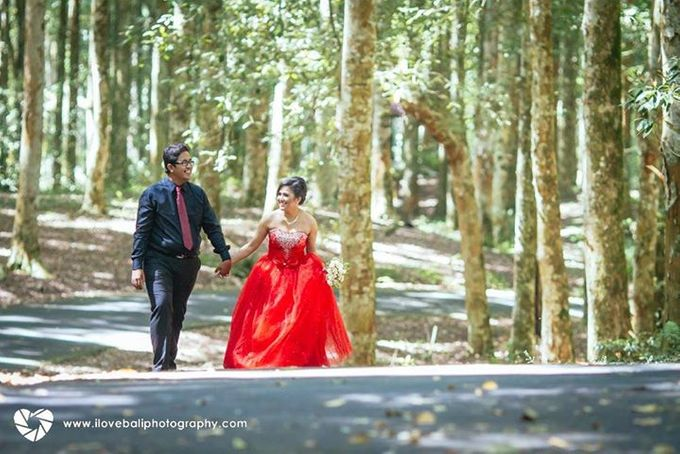 Bagus & Irene : Engagement Session by Bali Top Wedding - 006