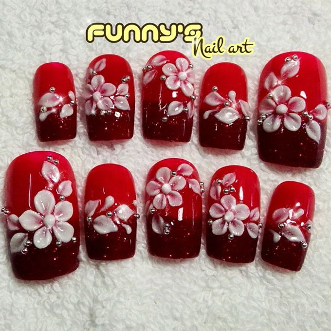 Thanks May 2015 by Funny's Nail art - 035