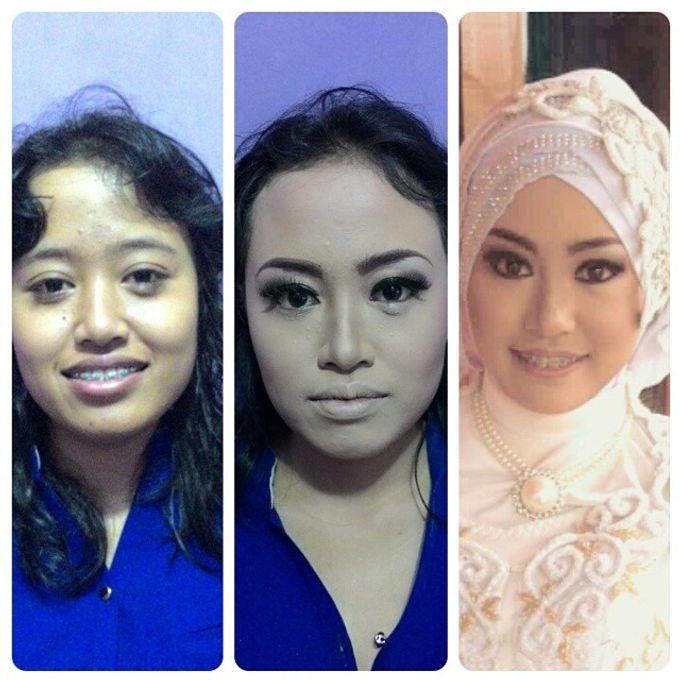 Trisa Cintani Makeup & Hair Studio by Trisa Cintani Makeup & Hair Studio - 010
