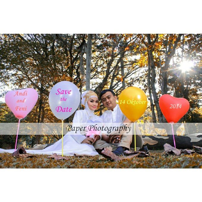 Prewedding Andi & Feni by PAPER photo & video - 003
