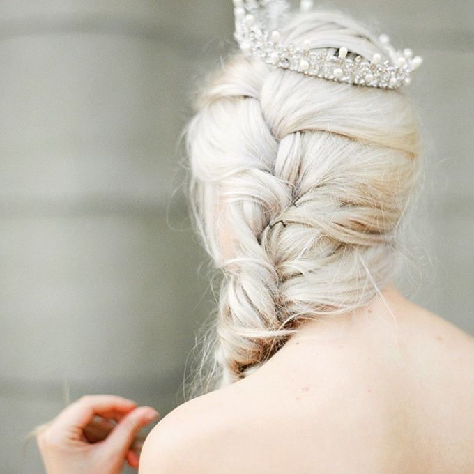 Regal Bridal Crowns and Tiaras and Headpieces by Eden Luxe Bridal - 040