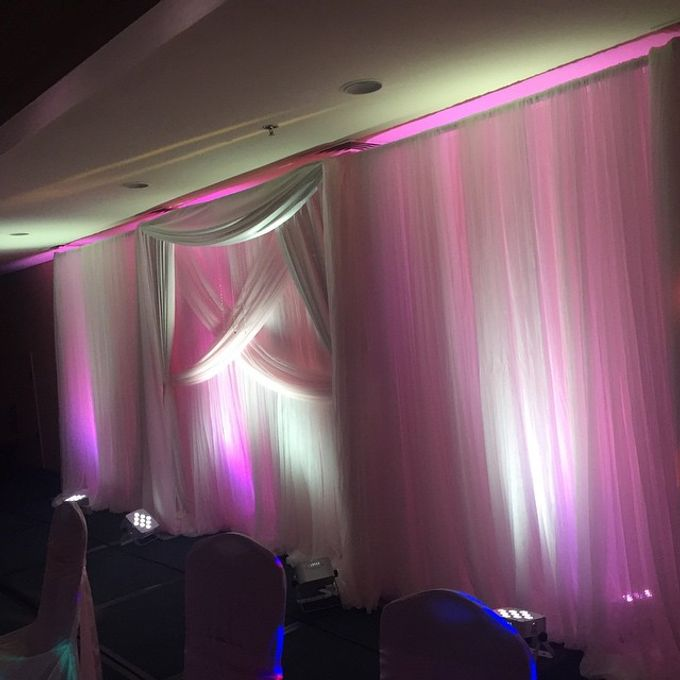 custom designed backdrop by Bella Amour Events Hawaii - 002