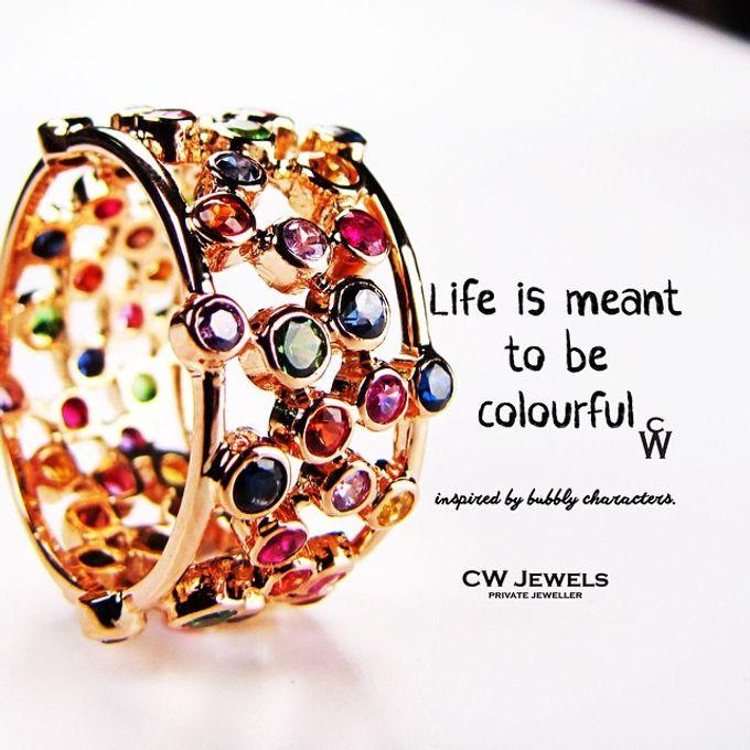 Custom made  by CW Jewels - 050