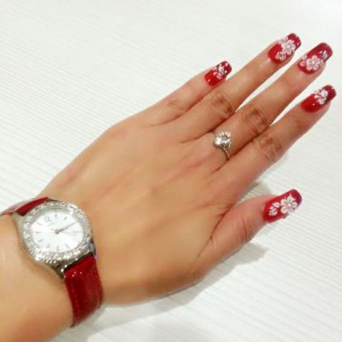 Thanks May 2015 by Funny's Nail art - 034