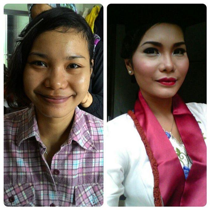 Trisa Cintani Makeup & Hair Studio by Trisa Cintani Makeup & Hair Studio - 011