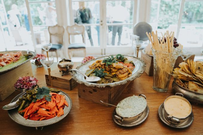 Wedding Inesh & Adrian by Eat Company - 006