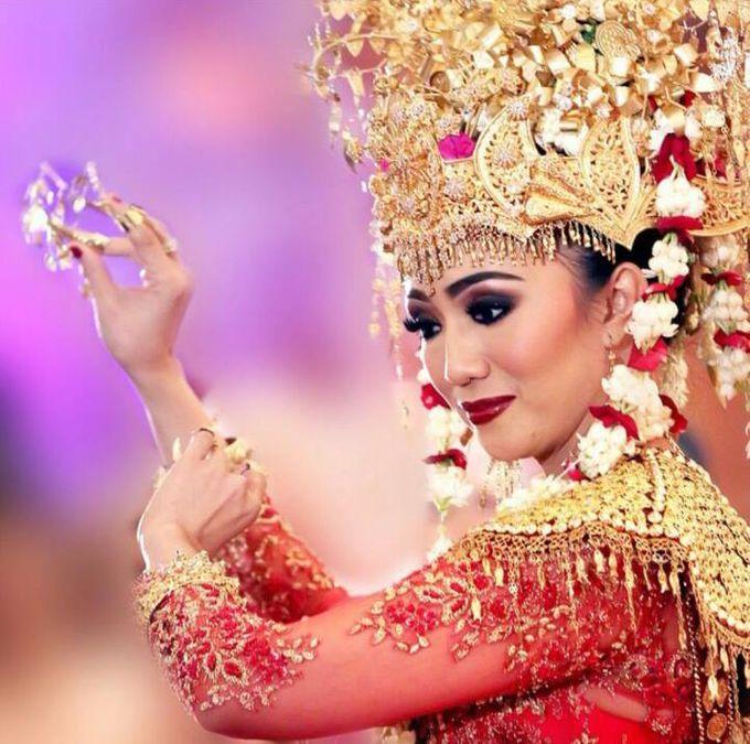 Tarian Palembang by Watie Iskandar Wedding Decoration & Organizer - 004