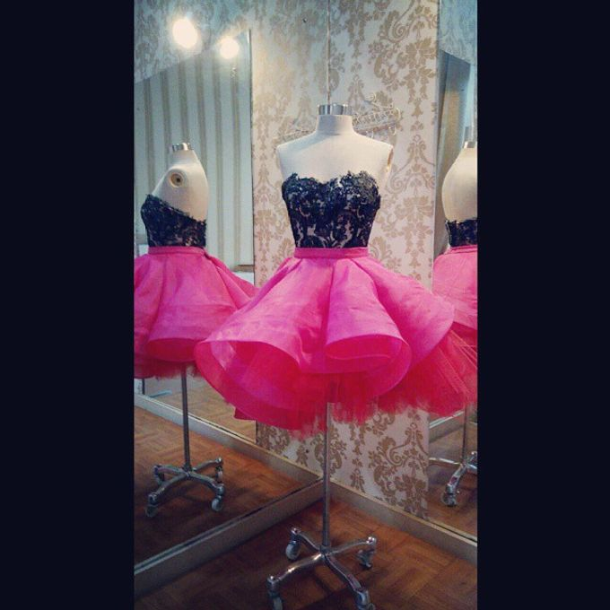 Dress For Rent by elvira brides - 001