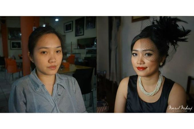 Before - After Makeup by Moisel Makeup - 003