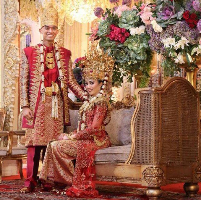 Tarian Palembang by Watie Iskandar Wedding Decoration & Organizer - 005