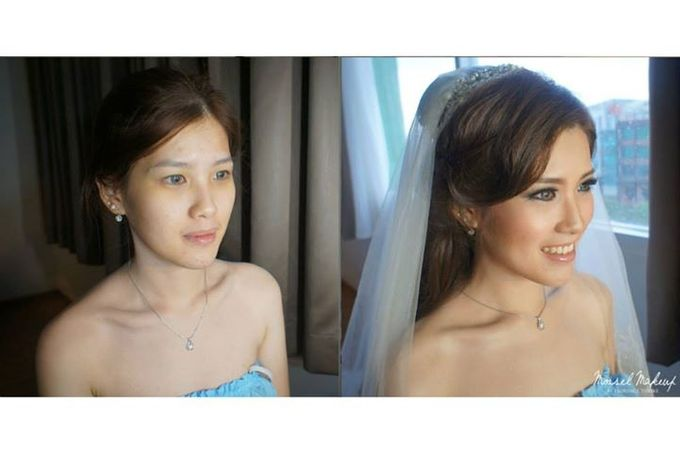 Before - After Makeup by Moisel Makeup - 015