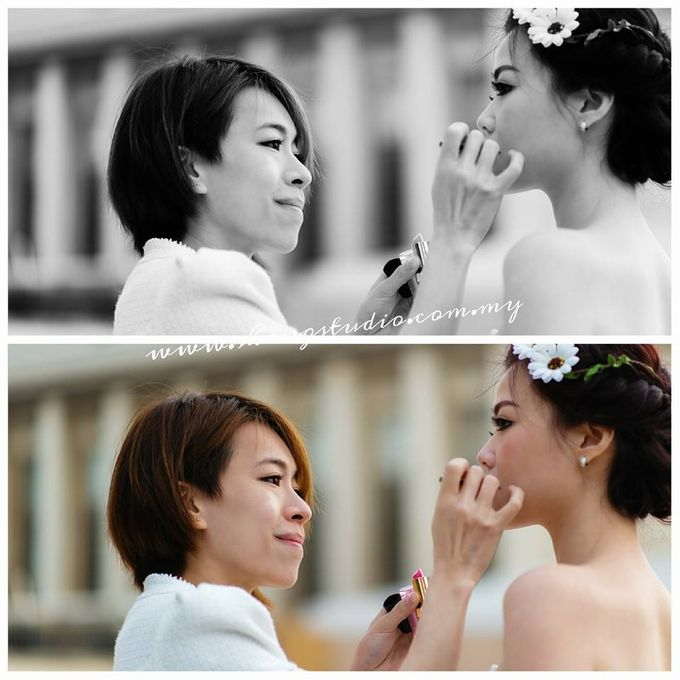 Pre-Wedding Make Up & Hairdo by The Shang Studio by Shang Studio - 005