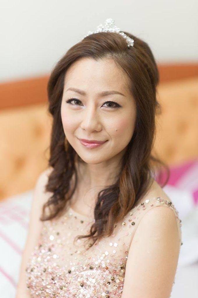 ALLY CHOONG BRIDAL MAKE UP & HAIR STYLING by Ally Choong . Make Over - 015