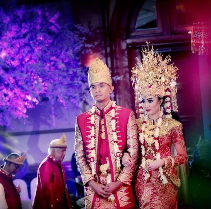 Tarian Palembang by Watie Iskandar Wedding Decoration & Organizer - 001