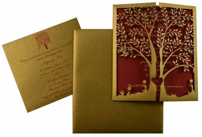 Danielle Behar Designs Invitationer by Danielle Behar Designs - 005