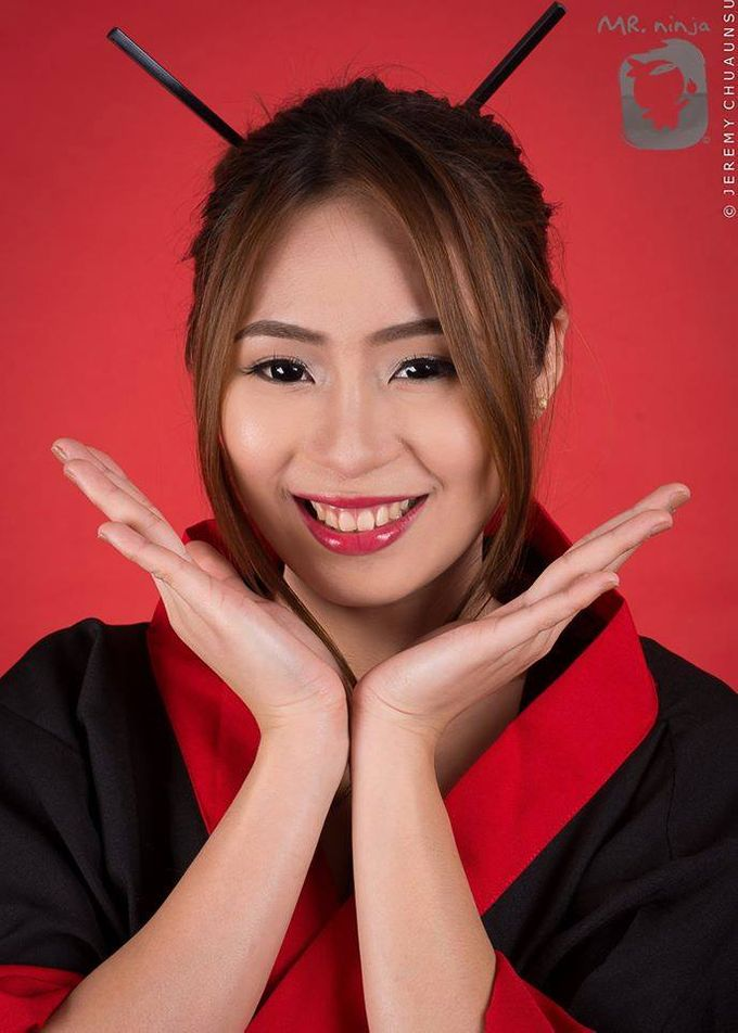 Ads Shoot by Make up by Janine Tejing - 007