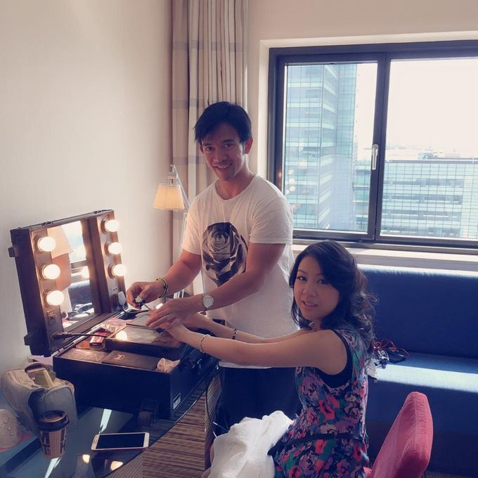 BEHIND THE SCENE 2 by Dendy Oktariady Make Up Artist - 043