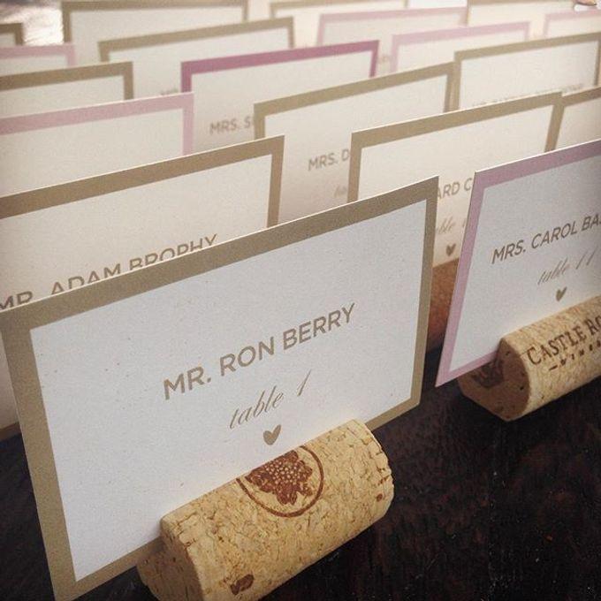 Wedding stationery portfolio  by Hello Beautiful Designs - 026