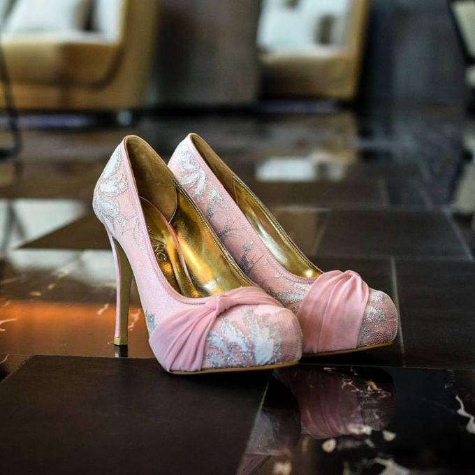 Wedding Shoes for Melanie from Miami USA by Christy Ng Shoes - 002