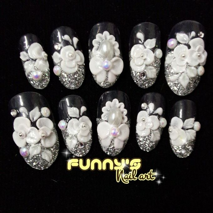 Thanks May 2015 by Funny's Nail art - 029