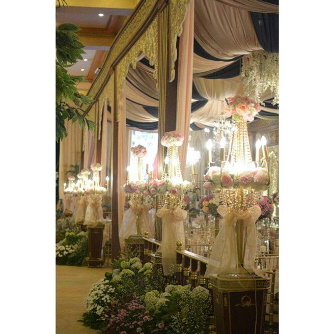 Javannese Wedding Bayu & Pipie by Watie Iskandar Wedding Decoration & Organizer - 002