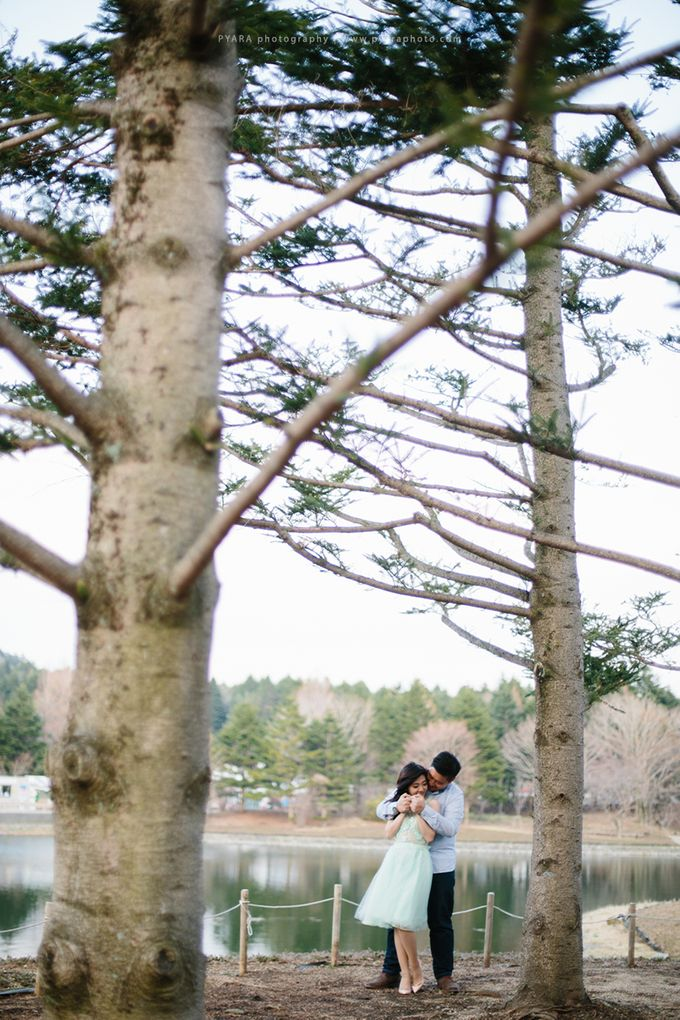 Selwyn Vitri | Japan Engagement Session by Carol by PYARA - 044