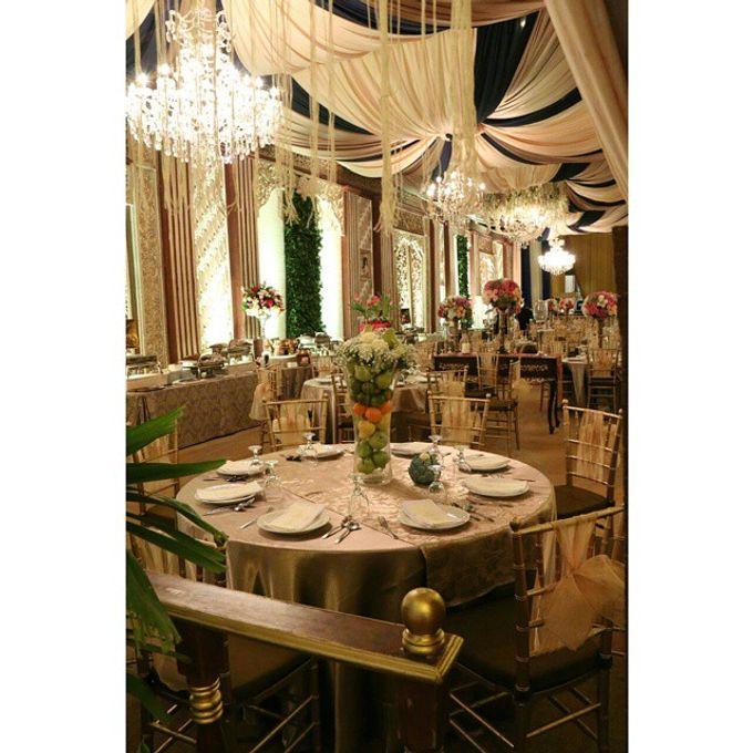 Javannese Wedding Bayu & Pipie by Watie Iskandar Wedding Decoration & Organizer - 007
