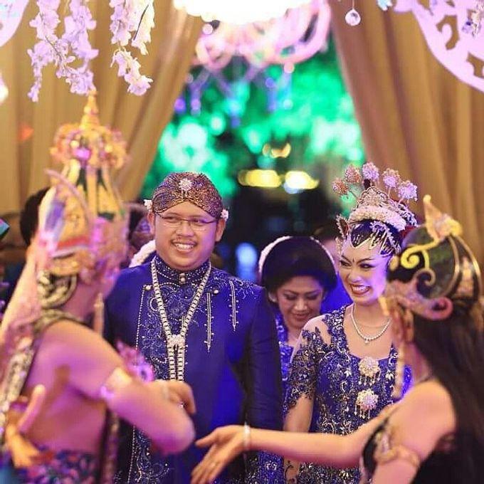 Javannese Wedding Bayu & Pipie by Watie Iskandar Wedding Decoration & Organizer - 006