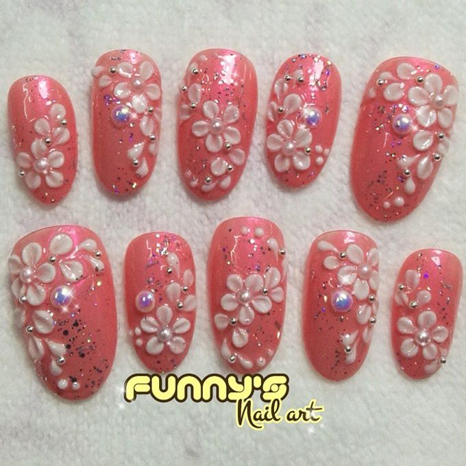 Thanks May 2015 by Funny's Nail art - 030