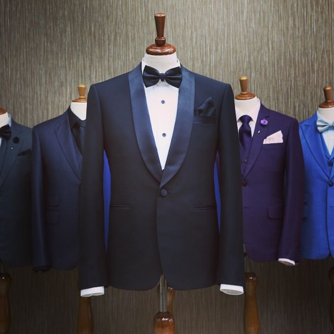 Custom made suits by Atham Tailor - 003