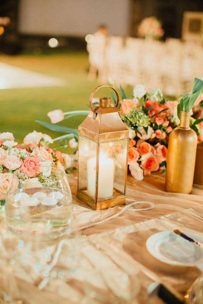 Elegant Flowery Wedding by Jonquilla Decor - 014