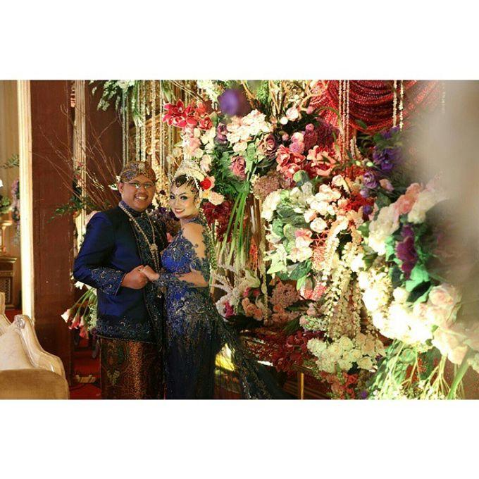 Javannese Wedding Bayu & Pipie by Watie Iskandar Wedding Decoration & Organizer - 009