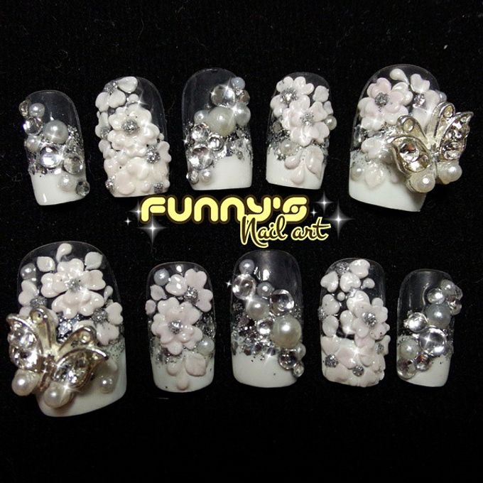 Thanks May 2015 by Funny's Nail art - 026